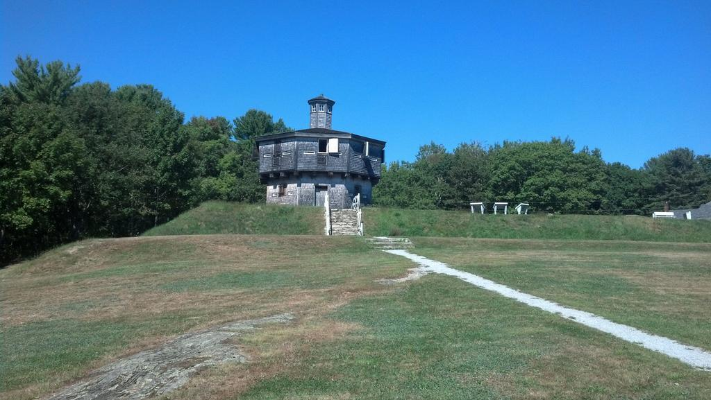 Fort Edgecomb at Wiscasset